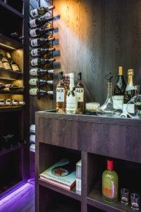 Interieur design, Linda Lagrand, Stijlvol, Wijnkelder, Uniek, Kelder, Wijn, Stijlvol, Authentiek