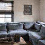 JASNO - binnenkijken bij landelijke villa - raamdecoratie