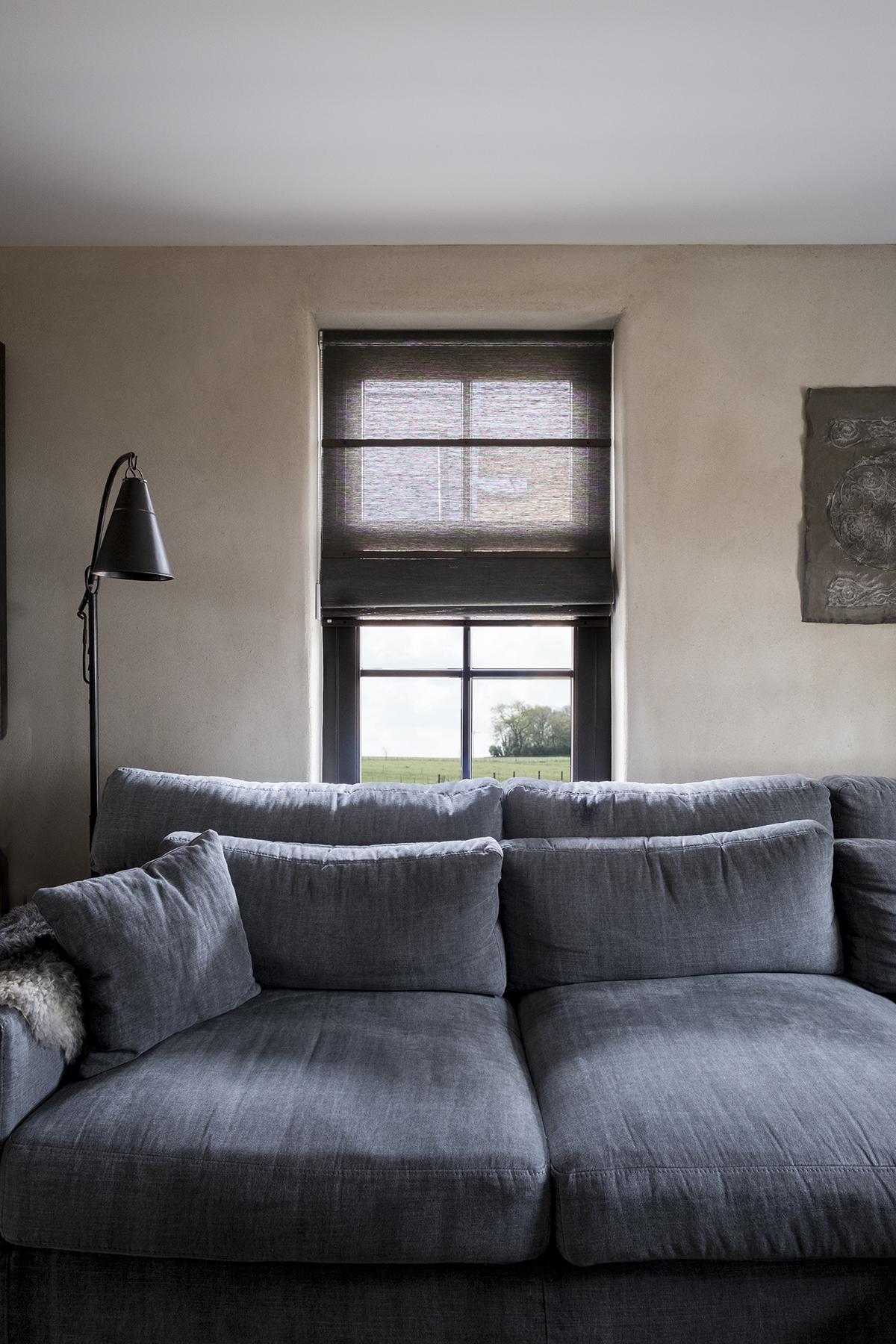JASNO, raamdecoratie, landelijke villa