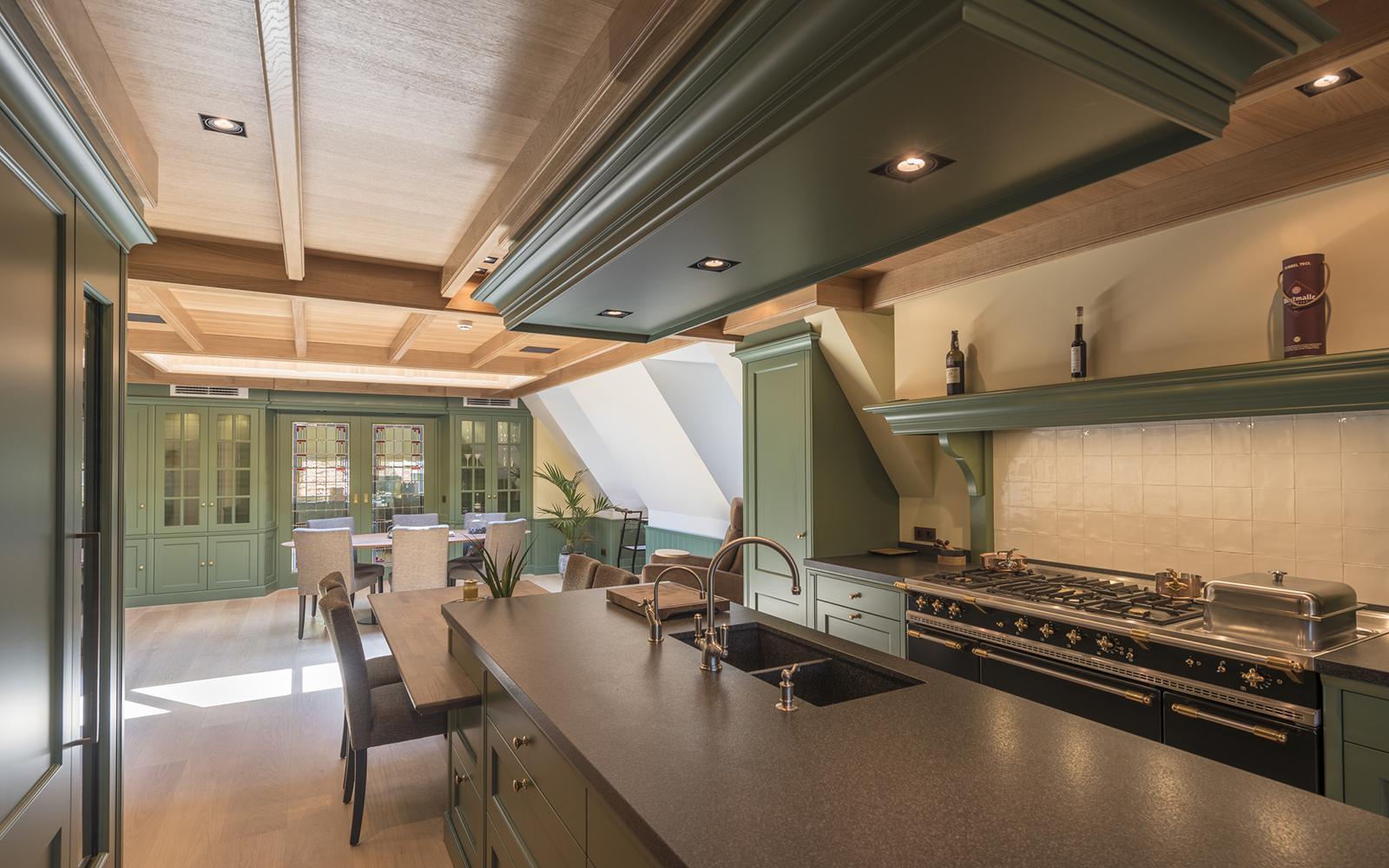 Klassieke keuken van essen keukens the art of living nl