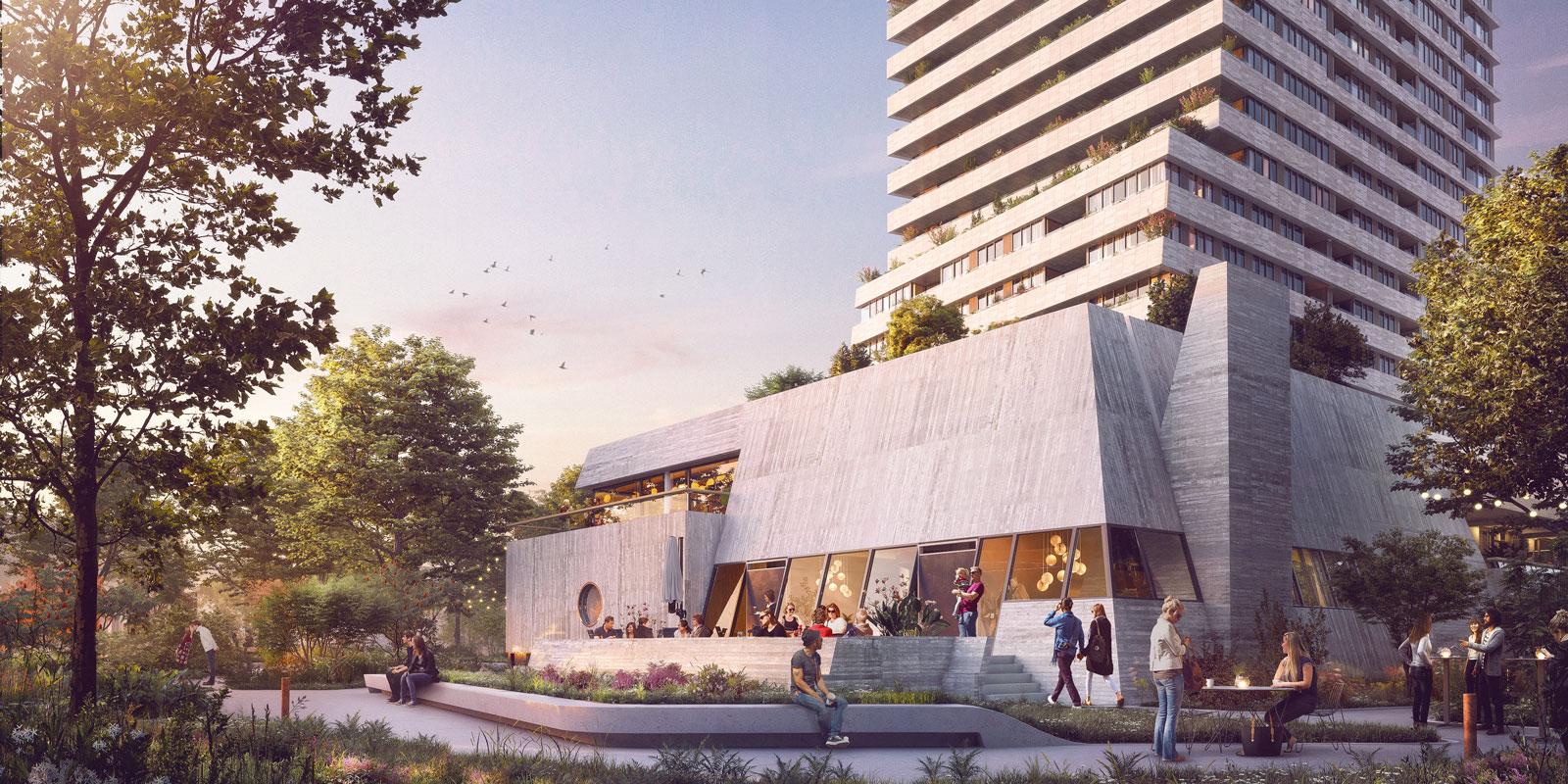 Bunkertoren in Eindhoven, ERA vb&t, Wonen in Eindhoven