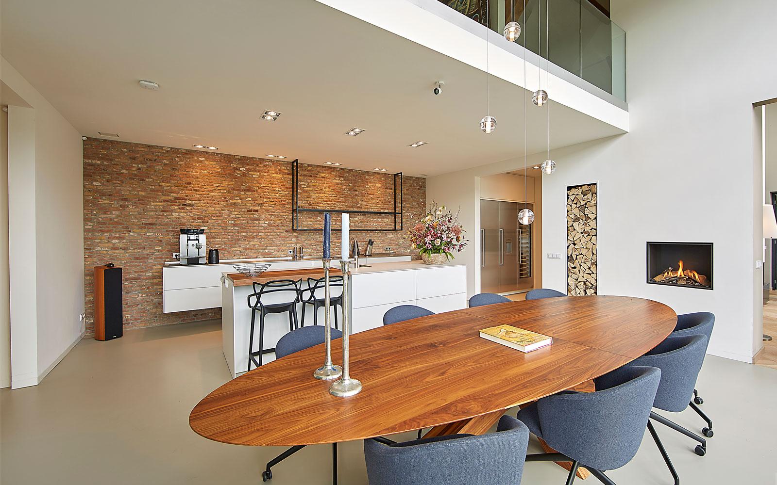 Diane interieurontwerp, luxe boerderij, modern, strak