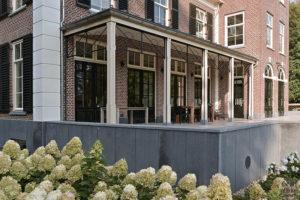 Landhuis, Schitterend landhuis, Friso Woudstra, Landgoed, Exterieur, Klassieke woning, Villa, Tuin, Tuinontwerp, Klassieke tuin, Minimalistische beplanting