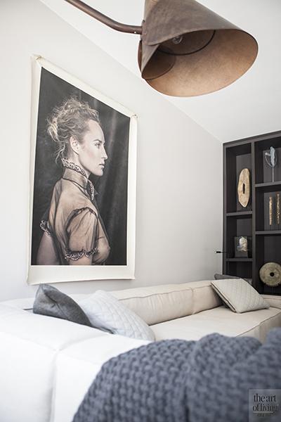 Stijlvolle woonkamer, mariska jagt, the art of living