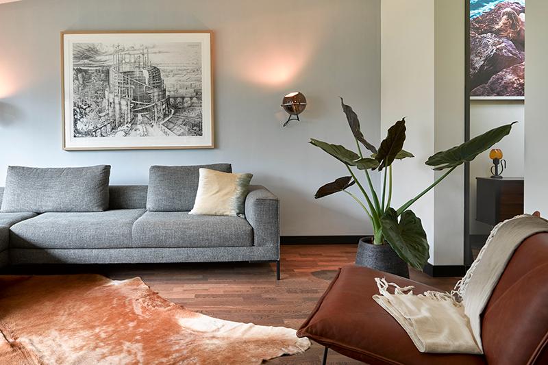 Villa met marmer elementen | ZW6