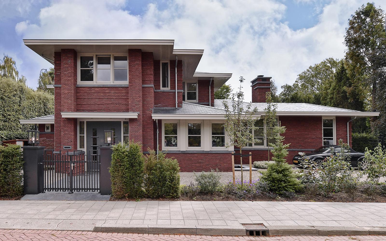 Stoere villa, Van der Padt & Partners Architecten, Exterieur, Jaren '30 stijl