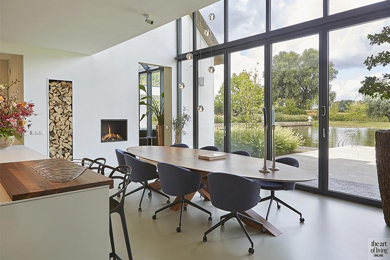 Luxe Interieur Ontwerp : Creatief interieurontwerp met het mengen van luxe en eigentijdse