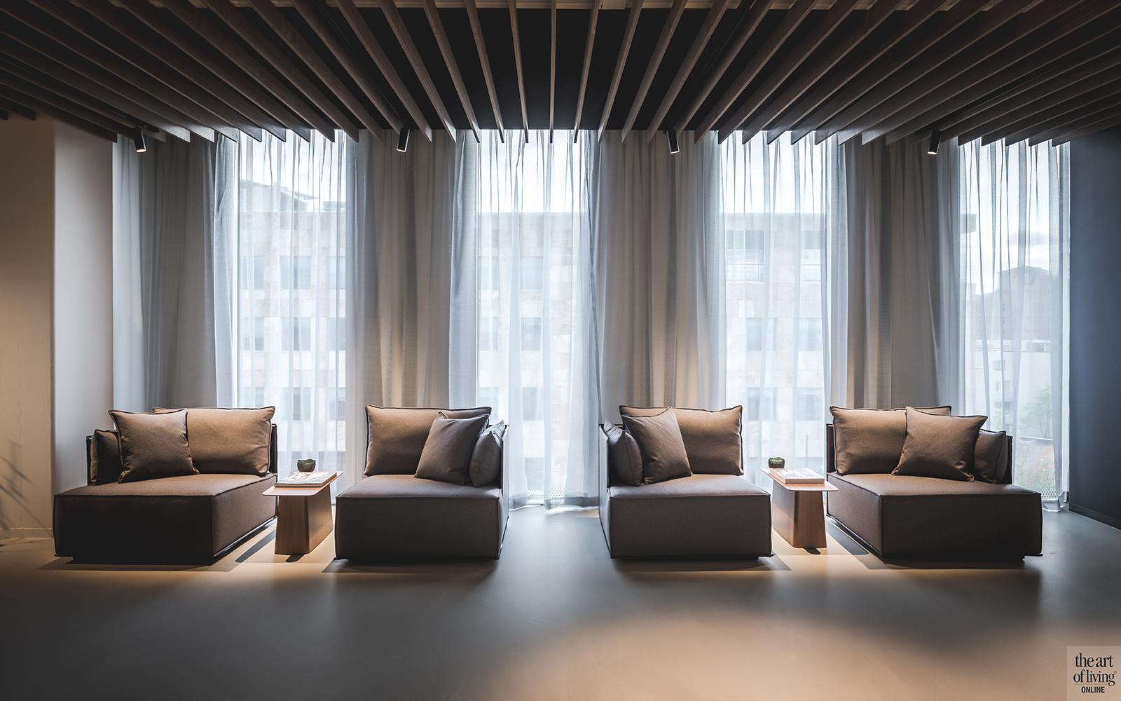Kantoor inspiratie,, Kabaz Architecten, Kantoor Amsterdam, Amsterdam, Kantoor inrichting, Design, Architectuur, Interieur, Equinix, Lounge, Werkplek