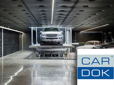 cardok, autolift, garage, autolift voor thuis