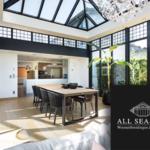 all seasons veranda's, poolhouses, tuinkamer, veranda, serre, the art of living