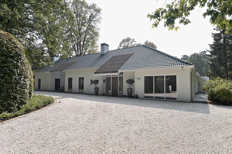 Moderne villa met persoonlijkheid