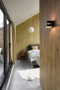 Loft inrichting, ZW6, Loft, Luxe interieur, design meubels, High-end interieur, Slaapkamer, Lichtplan, Kunstwerken, Design, Kunst, Art galery