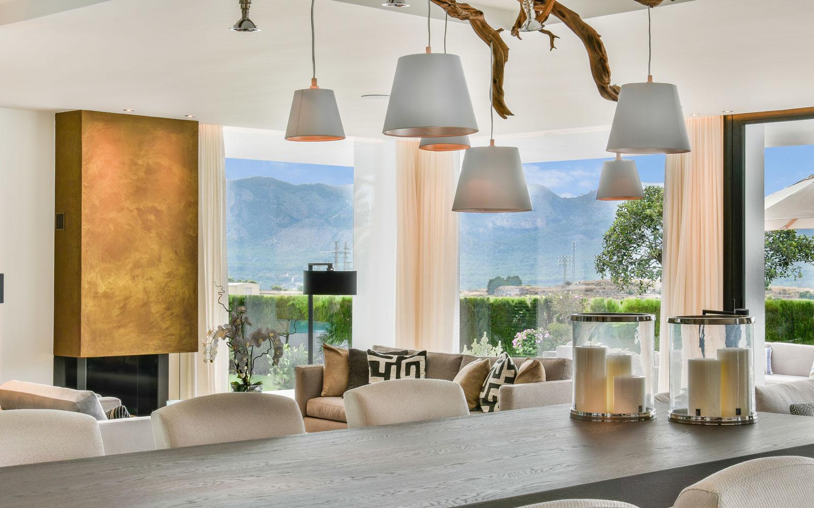 mediterraanse villa maretti lighting villa spanje lichtplan design verlichting