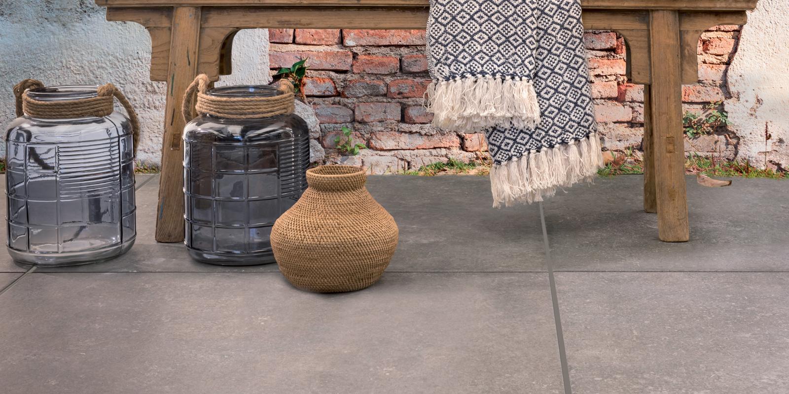 tuintegels, koltegels, kol tegels, tegels voor buiten, tegels voor in de tuin
