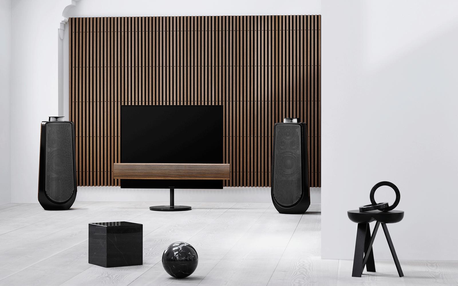 Bang & Olufsen, design speakers