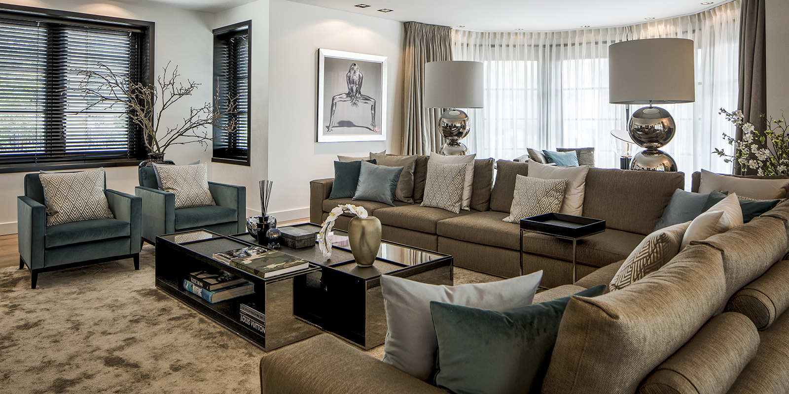 Schuuwoning met veel raampartijen, Dingemans Architectuur, the art of living.