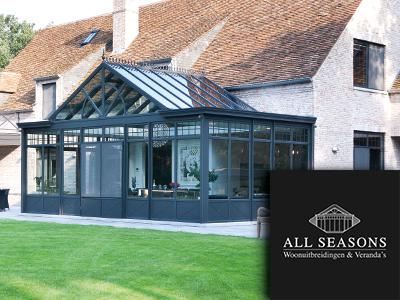 all seasons veranda's, poolhouses, tuinkamer, veranda, serre, the art of living, event, woonbeurs