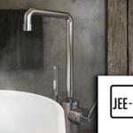 jee-o, luxe badkamer, sanitair, exclusieve douche, luxe sanitaire voorzieningen, the art of living