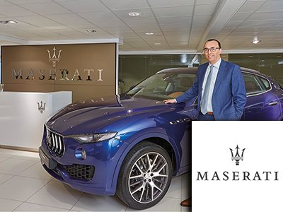maserati, driessen autogroep, luxe auto's, exclusieve auto's, the art of living