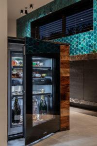 Osiris Hertman, interieurarchitect, exclusief, the art of living, wijnkoeling, Osiris Hertman, Droomvilla, miele, keuken