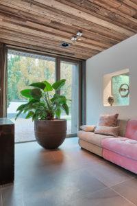 Osiris Hertman, interieurarchitect, exclusief, the art of living, kamerplant