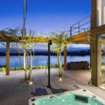 JEE-O, woonbeurs, the art of living, woonevent, event, event voor wonen, luxe douche, buitendouche, stoere buitendouche, zwembaddouche
