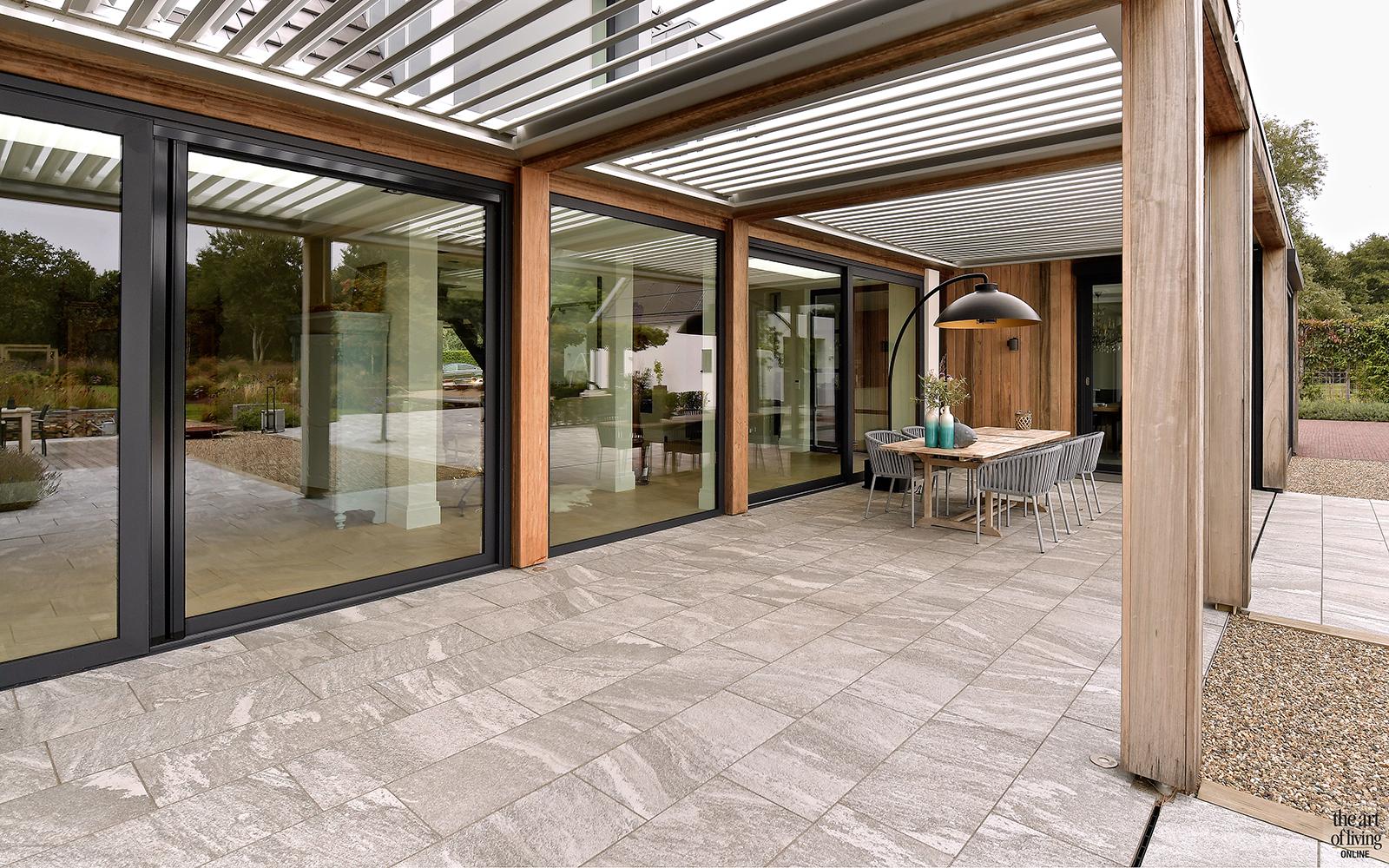 Villa met privacy én uitzicht z wonen the art of living nl