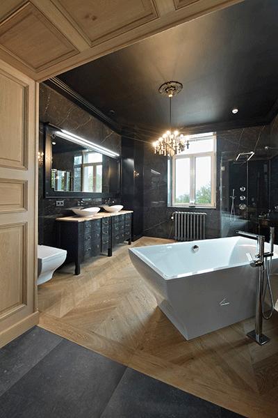 Luxe spa in kasteel - Alpha Wellness Sensations