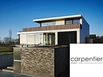 carpentier, eiken terrasplanken, the art of living, woonevent, woonbeurs, event voor wonen, luxe hout