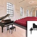 piano's maene, akoestische piano, klassieke piano, steinway, the art of living, luxe piano's, woonbeurs, event, event voor wonen