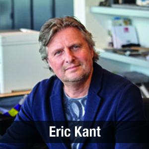 Eric Kant, interieurarchitect, architect, stylist, designer, ontwerper, interieurontwerper