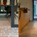 Natuursteen tegels, RAW Stones, Natuursteen, Tegelvloer, Natuurlijke vloer, Slijtvaste vloer, Duurzame vloer