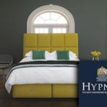 hypnos, luxe bedden, exclusieve bedden, haarhuis & jansen, the art of living, event, woonbeurs, beurs voor wonen