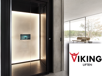 viking liften, thuis lift, the art of living, event, woonbeurs, beurs voor wonen