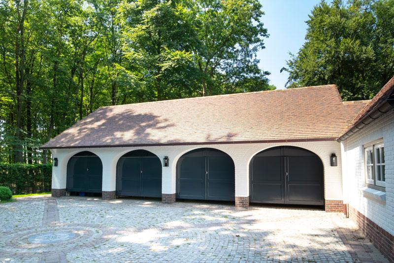 Elektrische garagedeur, Different Doors, garagedeur, luxe garagedeur