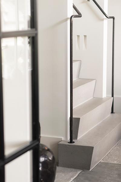 Unieke vloeren, Raw Stones, vrijstaande woning, warme sfeer, interieur, natuurlijke materialen