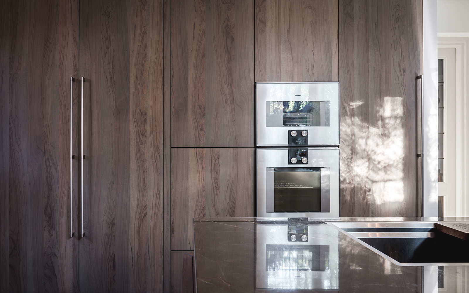 Bijzondere keuken, Gaggenau, praktisch, hoogwaardige apparatuur