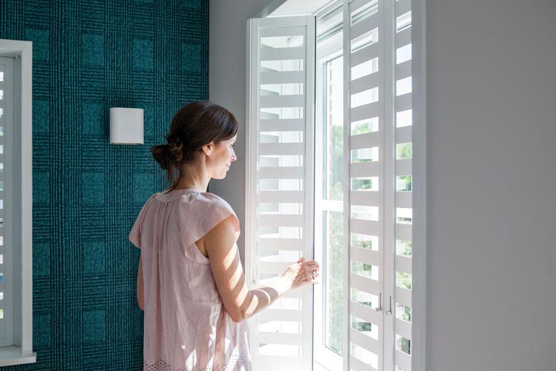 Unilux, exclusieve raamdecoratie, natuurlijk daglicht, modern, sfeer
