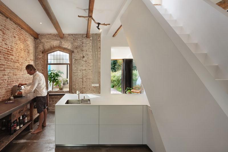 Bulthaup, keukens, moderne witte keuken