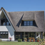 Moderne elektrische garagedeur, the art of living, different doors, modern
