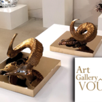 art gallery voute, high end kunst, kunst in het interieur, the art of living, woonbeurs, beurs voor wonen, event