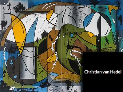 chrizy's art, kunst in het interieur, kunst, high end kunst, exclusieve kunst, the art of living, event, woonbeurs, beurs voor wonen, christian van hedel