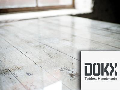 dokx, handgemaakte tafels, luxe tafels, unieke tafels, the art of living, woonbeurs, event, beurs voor wonen