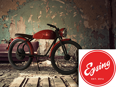 eysing, eysink, elektrische motorfiets, the art of living, event, woonbeurs, beurs voor wonen, luxe motor, elektrische motor, duurzame motor