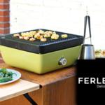 ferleon, kookgerei, the art of living, kookpotten, kookpannen, duurzame pannen, gietijzeren pannen, event, woonbeurs, beurs voor wonen
