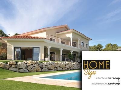 homesign, huis verkopen, woning verkopen, makelaar, exclusieve woning verkopen, the art of living, woonbeurs, beurs voor wonen, event