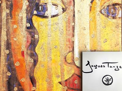 jacques tange, kunst in het interieur, kunstenaar, high end kunst, the art of living, event, woonbeurs, beurs voor wonen