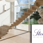 steels, the art of stairs, balkentrap, trappen, houten trappen, z-trappen, the art of living, event, woonbeurs, beurs voor wonen