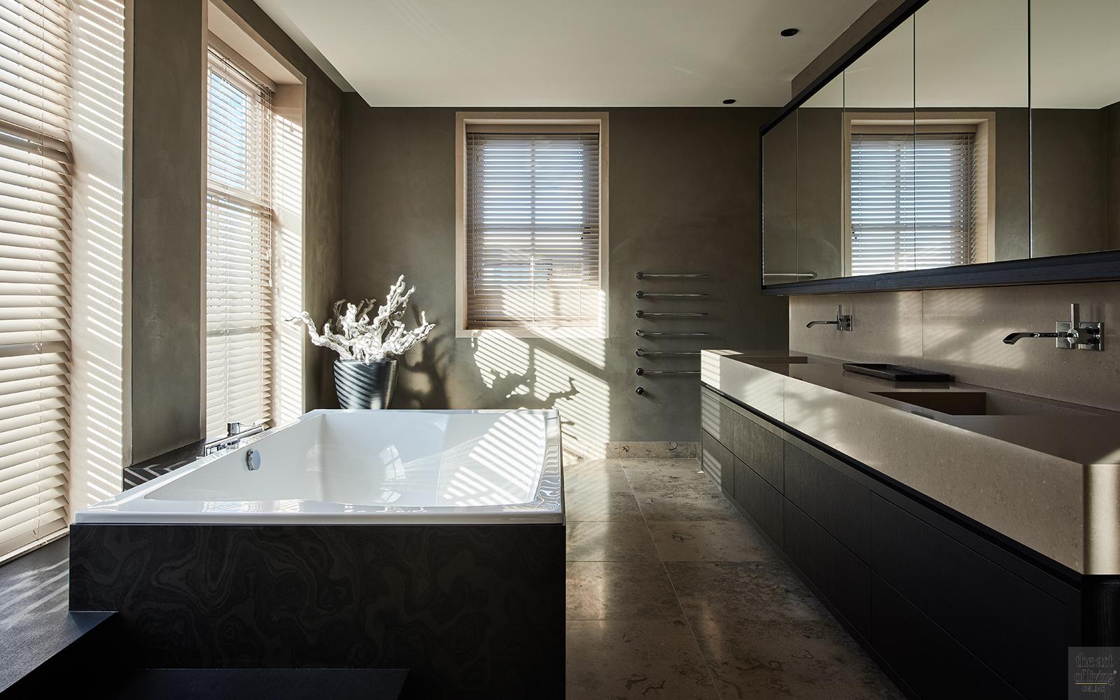 Exclusief interieur, Eric Kuster, Culimaat, Metropolitan Luxury, Badkamer, Bathroom, Design, Luxe