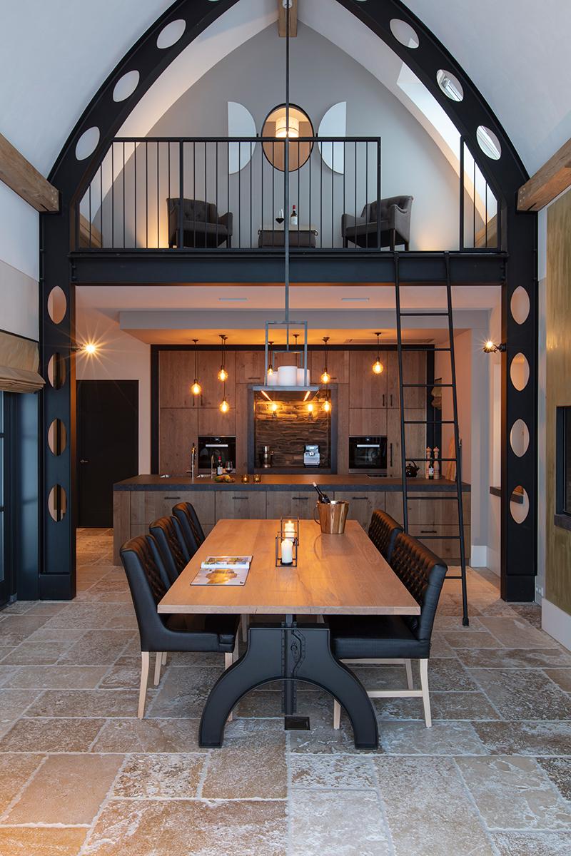 Landelijk klassiek deurbeslag, Dauby, AA+ ontwerpbureau, details, deurbeslag, landelijk interieur
